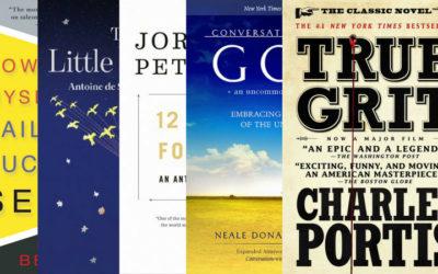 My top 5 self-help books